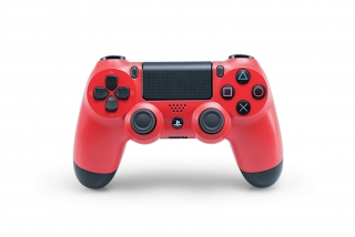 ovladač PS4 DUALSHOCK 4 Wireless Controller Magma Red