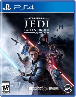 PS4 STAR WARS : JEDI FALLEN ORDER