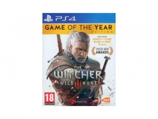 PS4 THE WITCHER III