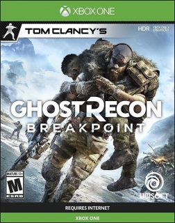 XBOX ONE TOM CLANCY´S GHOST RECON BREAKPOINT