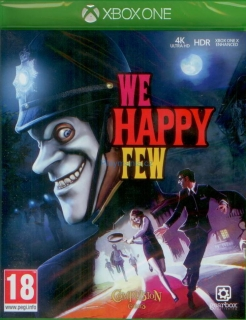 XBOX ONE WE HAPPY FEW