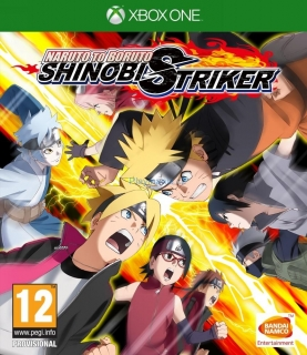 XBOX ONE NARUTO TO BORUTO SHINOBI STRIKER