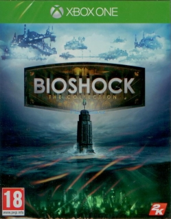 XBOX BIOSHOCK THE COLLECTION