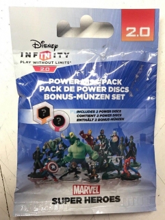 Disney Infinity 2.0: Power Disc Pack