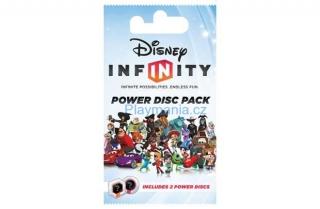 DISNEY INFINITY POWER DISC PACK HERNÍ MINCE 2KS