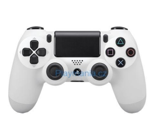 ovladač PS4 DUALSHOCK 4 Wireless Controller BÍLÝ