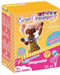 PLAYMOBIL 70388 EVER DREAMERZ EDWINA