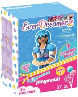 PLAYMOBIL 70386 EVER DREAMERZ CLARE