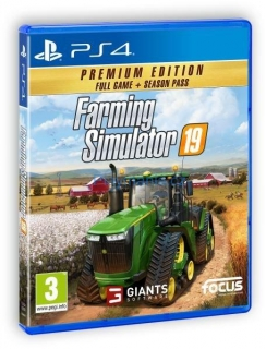 PS4 FARMING SIMULATOR